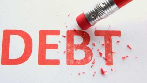advice struggling debt finances content